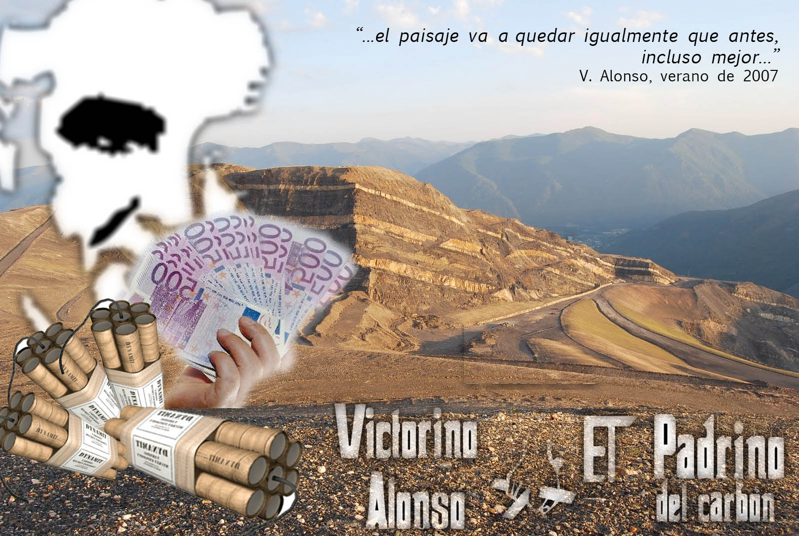 15M-S.O.S.Laciana ante la reducción de la mayor multa ambiental