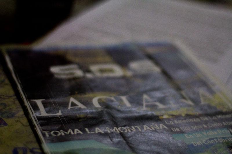 Crónica de las Jornadas SOS Laciana en Valladolid