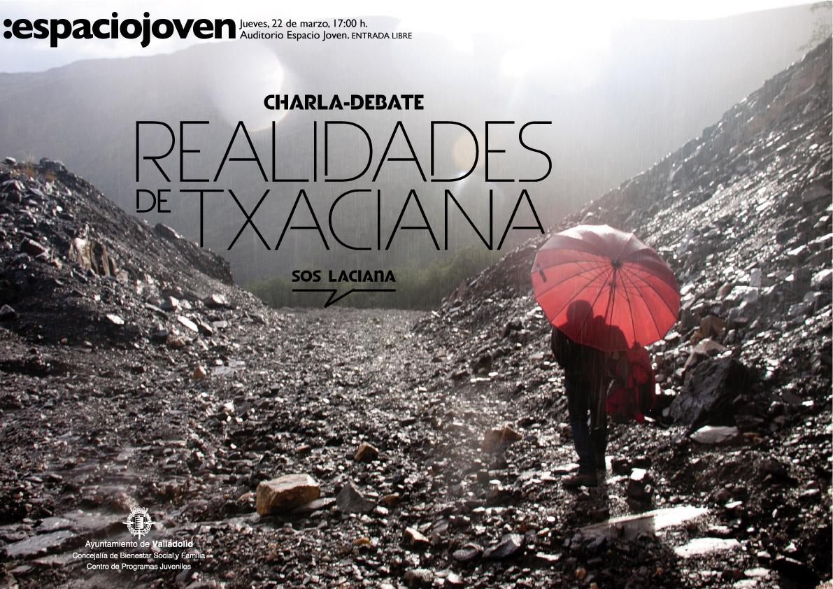 [ 20Marzo - 4Abril / Valladolid] Exposición fotográfica S.O.S. Laciana + Charlas-debate + Concentraciones