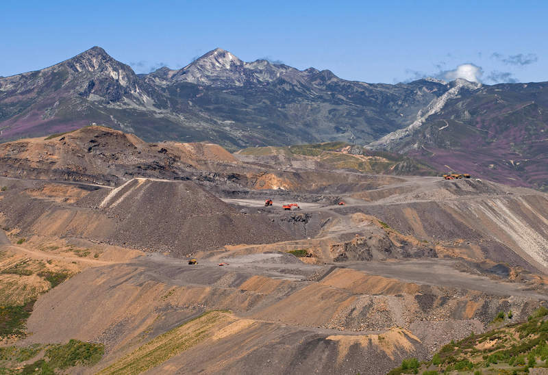 Vía libre a que se anule la autorización a tres nuevas minas a cielo abierto en el Valle de Laciana