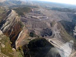 La Junta reconoce ahora que el cielo abierto de Fonfría, en el Valle de Laciana (Leon), carece de permisos