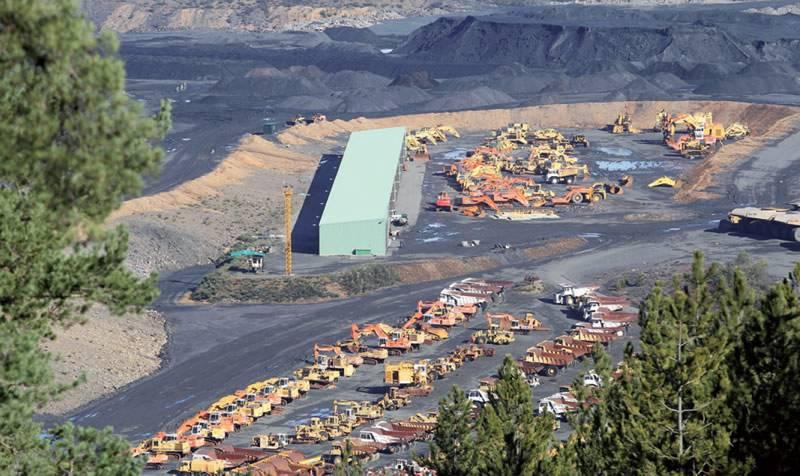 HUNOSA 'VERSUS' ALONSO. El caso del carbón desaparecido