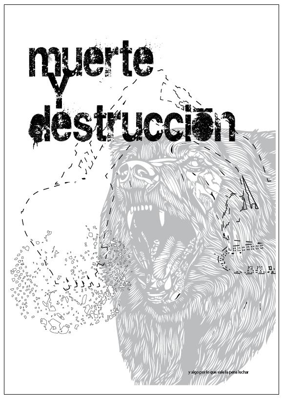 Fanzine SosLaciana I - Muerte y Destrucción