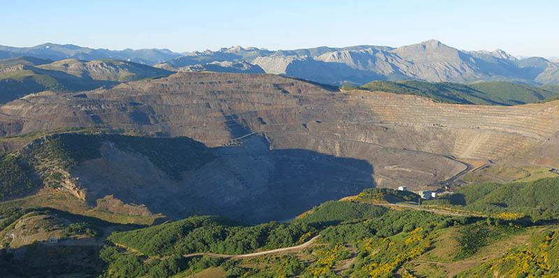 Ecologistas en Acción denuncia una mina a cielo abierto en León por no tener evaluación de impacto ambiental