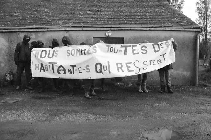 Audio- Coloquio: ZAD, Vivalaseurovegas, No a la MAT, Visión Antiespecista, SOS Laciana